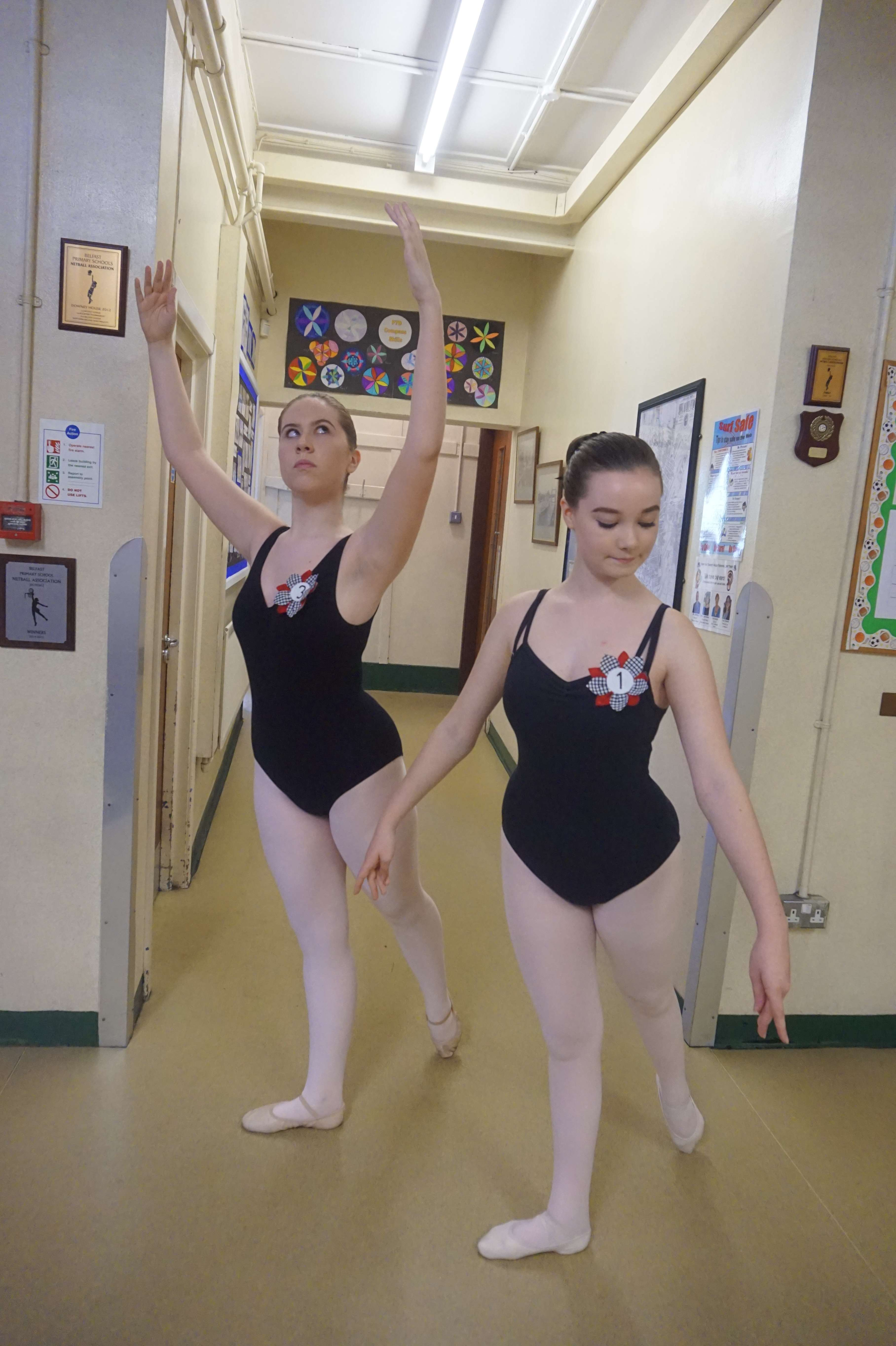 Royal Academy of Dance – Exam day June 2016 – Fiona L ...